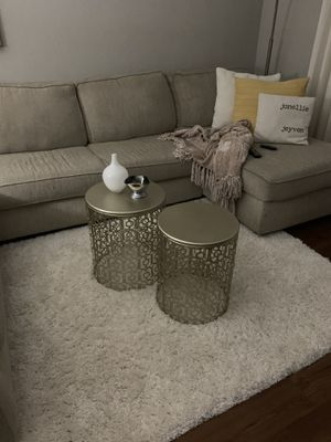 End/coffee tables for Sale in Pembroke Pines, FL