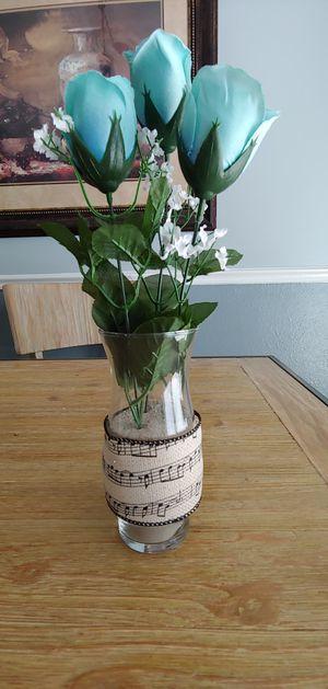 Flower vase for Sale in Salt Lake City, UT