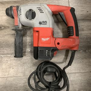Milwaukee Rotary Hammer AVS 5363-21 #9092-6 for Sale in Medford, MA