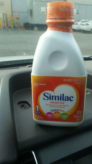 Simalac baby formula pro sensitive for Sale in Philadelphia, PA