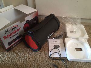 X-Max speaker wireless for Sale in Buena Park, CA