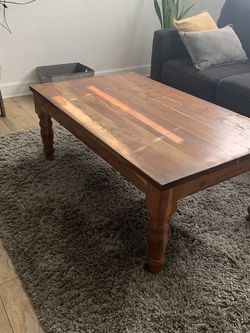 Farm House Coffee Table for Sale in Tampa,  FL
