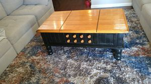 Coffee Table/Custom Made for Sale in Pflugerville, TX