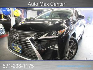 2017 Lexus RX for Sale in  Manassas, VA