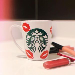 Starbucks Souvenirs Lips Love Kiss Cup Mug for Sale in Las Vegas, NV