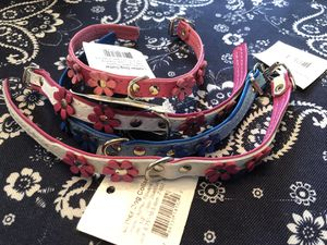 Leather dog collars for Sale in Cincinnati, OH