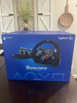 G29 Driving Force Logitech Racing Wheel for Sale in Claremont, CA