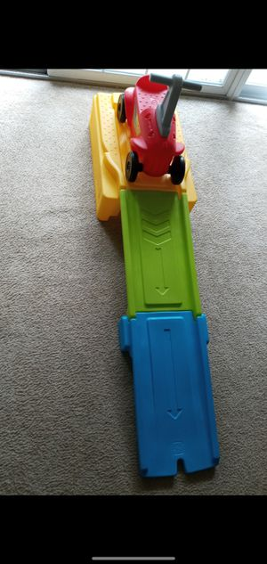 Kids/ Todler Riding Toy with ramp for Sale in Burtonsville, MD