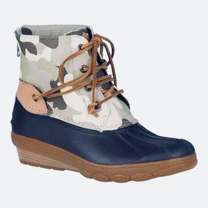 Sperry Saltwater Wedge Tide Duck Boot for Sale in Arlington, VA