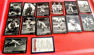 14 Mint Condition 1994 Conlon Sporting news cards for Sale in Albuquerque, NM