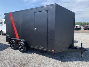 2021 7X14 FORMULA BUMPER PULL ENCLOSED CARGO TRAILER for Sale in North Jackson, OH