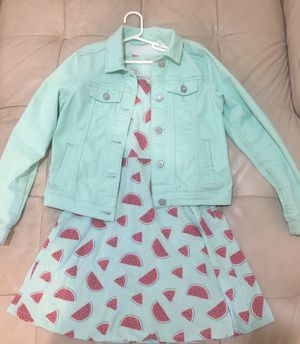 Girls dress and jacket size 10/12 for Sale in Redmond, WA