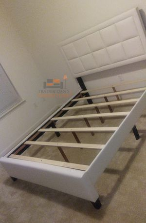 Brand new queen size platform bed frame. for Sale in Silver Spring, MD
