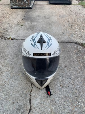 Large motorcycle helmet for Sale in Thornton, CO
