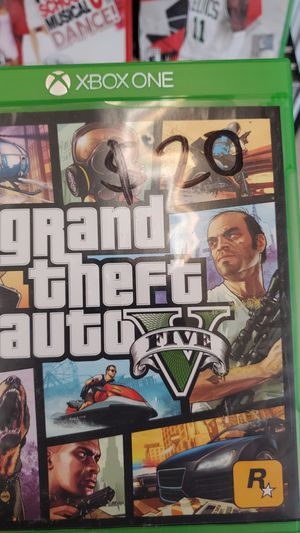 Gta xbox game for Sale in Chicago, IL