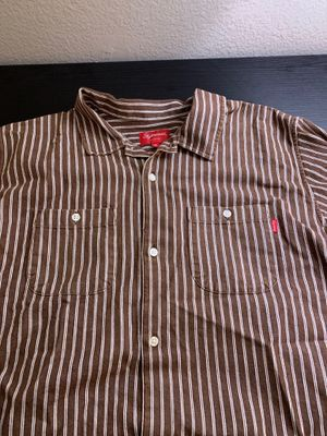 Supreme button up for Sale in Upland, CA