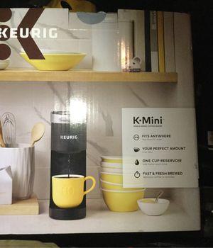 Keurig mini for Sale in Puyallup, WA