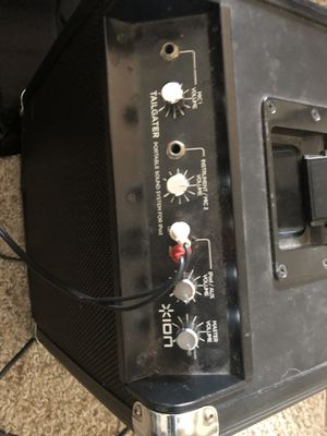Speaker & Amp for Sale in Denver, CO