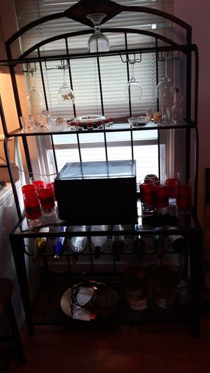 Baker/Wine Rack for Sale in Norfolk, VA
