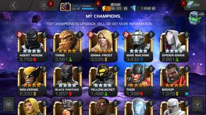 Marvel Contest Of Champions for Sale in Huntington Park, CA