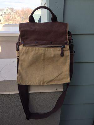 Fossil Leather Messenger Bag for Sale in Denver, CO