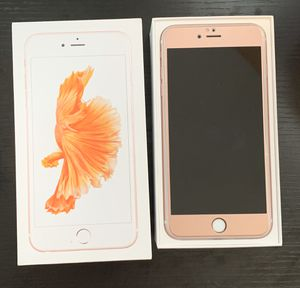 iphone 6s Plus 128 GB Rose Gold for Sale in Parker, CO