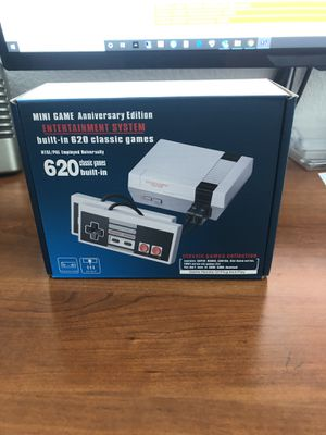 Mini Game classic NES/SEGA/Arcade games for Sale in Aubrey, TX