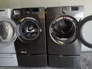 Samsung Stainless Washer And Dryer for Sale in Austin, TX