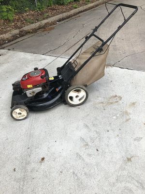 Mower push craftsman for Sale in Alexandria, VA