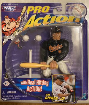 Cal Ripken, Jr Orioles collectible 1998 toy for Sale in Hayward, CA