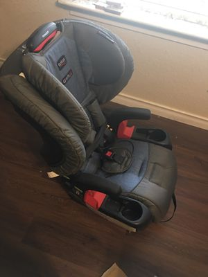 Britax Pioneer Booster Car Seat Safecell for Sale in Richardson, TX