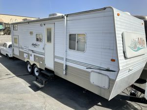 2007 Skyline Aljo 29Ft 1 Slide Sleeps 8 travel Trailer for Sale in Rancho Cucamonga, CA