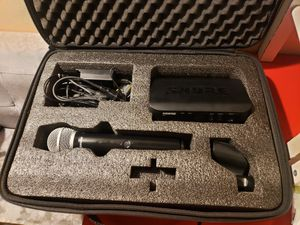 Microphone shure for Sale in Inglewood, CA