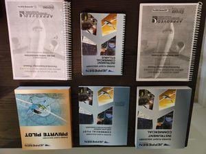 New Jeppesen Commercial Instrument Pilot books for Sale in Temple Terrace, FL
