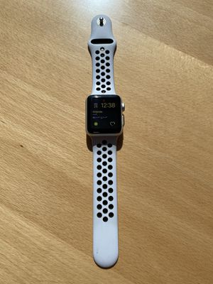Apple iWatch 3 38mm Nike Edition in perfect condition. for Sale in Orlando, FL