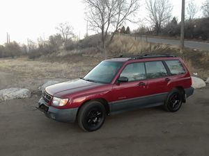 Awd Subaru forester for Sale in Denver, CO