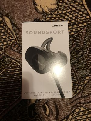 Bose SoundSport Wireless Headphones for Sale in Washington, DC