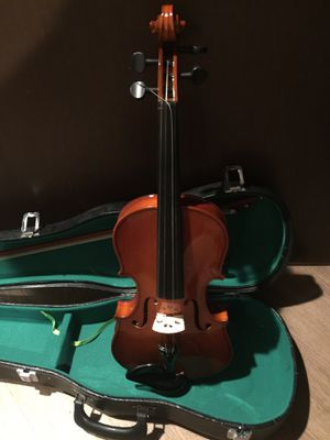 Violin with case for Sale in Richardson, TX