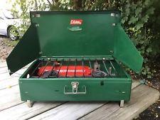 Coleman white has portable stove for Sale in Yakima, WA