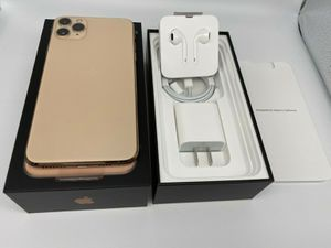 Apple iPhone 11 Pro Max - 512GB - Gold (Unlocked) for Sale in Tampa, FL