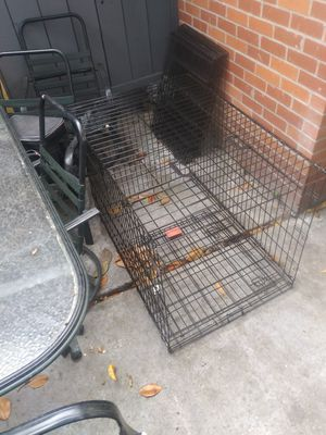 Large dog crate for Sale in San Jose, CA