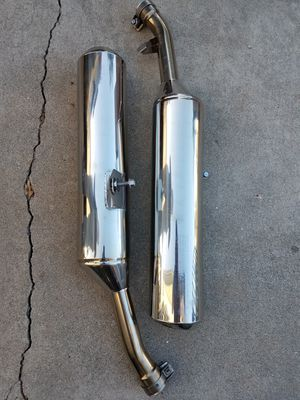 Yamaha motorcycle mufflers for Sale in West Covina, CA