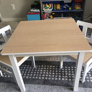 New Kids Table & Chair for Sale in Fountain Valley, CA