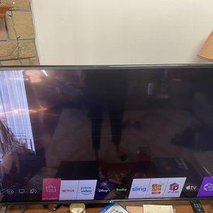 "55"" Inch LG smart TV (READ DESCRIPTION) for Sale in Denver, CO"