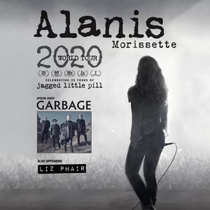 Alanis Morissette 2x GA Tickets - Hollywood Casino Amphitheatre for Sale in Chicago, IL