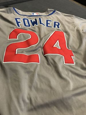 Dexter Fowler Cubs Jersey for Sale in Morton, IL