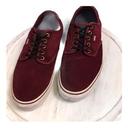 Maroon Authentic China Ferguson Sydney Pro Vans Maroon Size 11.5 for Sale in Winchester,  CA