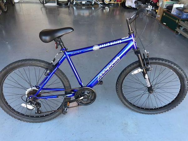"""24"""" Magna great divide bike"""