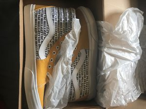 Vans Sk8 -Hi size 11 for Sale in Yeadon, PA