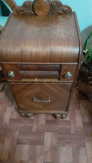 Antique full size bedroom furniture set for Sale in Powdersville, SC